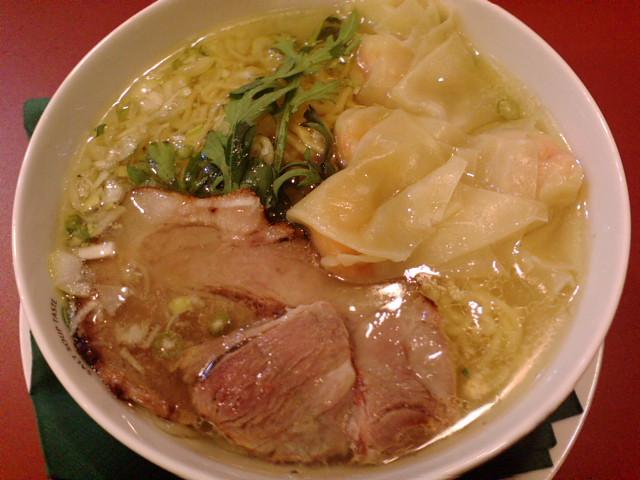City Noodle@東銀座